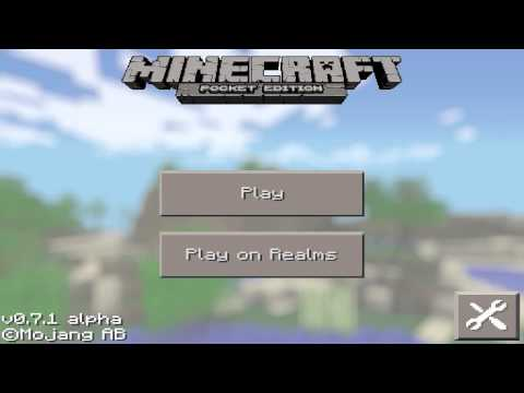 Resolviendo Dudas: Como Jugar Minecraft Pocket Edition 0.7.2 Online (Red Local)