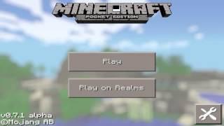 Resolviendo Dudas: Como Jugar Minecraft Pocket Edition 0.7.2 Online (Red Local)