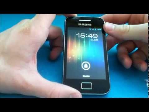 Como aumentar la velocidad del Samsung Galaxy Ace