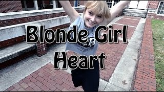 Niki Whalen - Blonde Girl Heart - Rilla Hops - Parkour | Freerunning