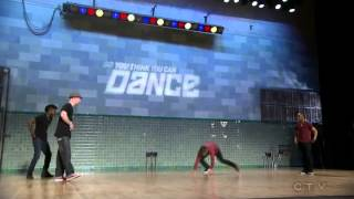 So You Think You Can Dance US S11E02(kyle taylor&cyrus VS legacy&fik-shun)
