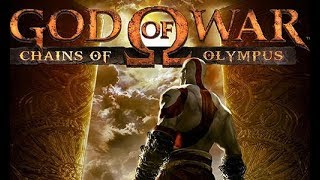 God of War: Chains of Olympus (Game Movie)