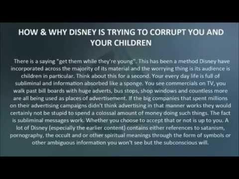 Illuminati Walt Disney Movies Illuminati Walt Disney