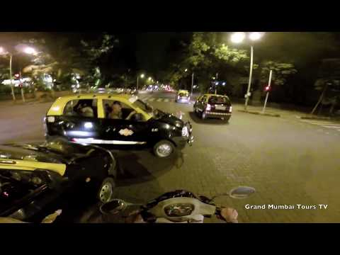 Mumbai By Night On Scooter Tour