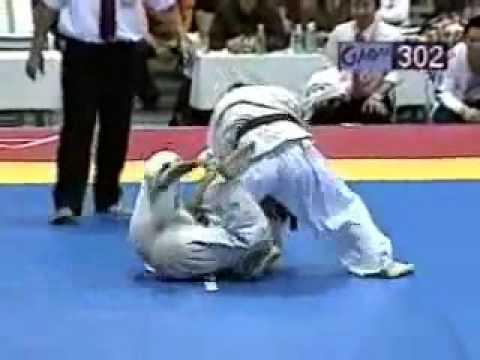 Karate Full Contact  (Daido juku kudo) super safe koshiki 2004 hokutoki Tournament