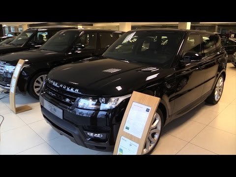 Range Rover Sport 2016 In Depth Review Interior Exterior
