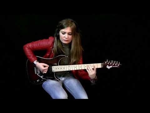 Megadeth - Tornado Of Souls - Cover By Tina S