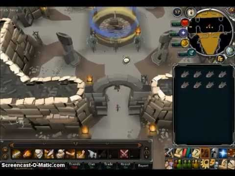 Demon Slayer Quest Guide RuneScape with commentary – NEW 2013 Quest!