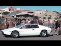 James Bond 007   The Spy Who Loved Me   Lotus Esprit Car Chase