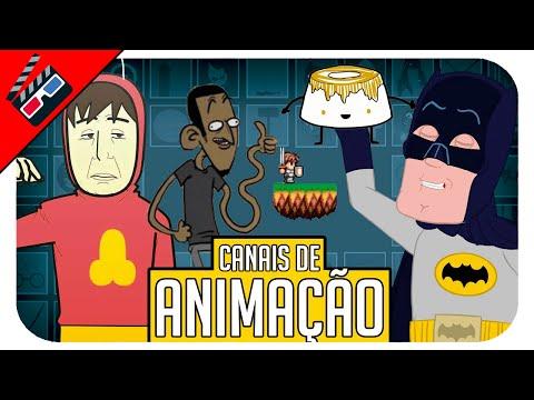 5 Melhores Canais de Animação Do Youtube thumbnail