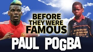 PAUL POGBA   Before They Were Famous   France FIFA World Cup 2018