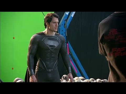 Death of the Earth 'Man of Steel' Featurette [+Subtitles]