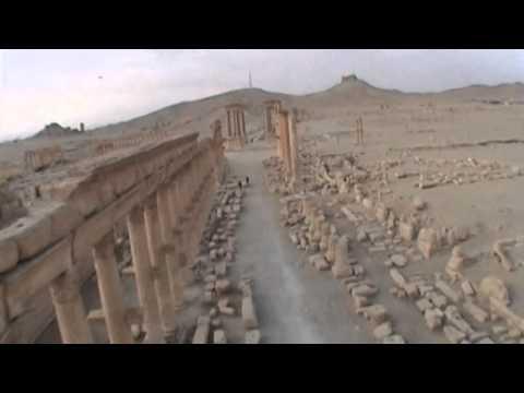 UNESCO Site Palmyra Under Threat As ISIS Invade