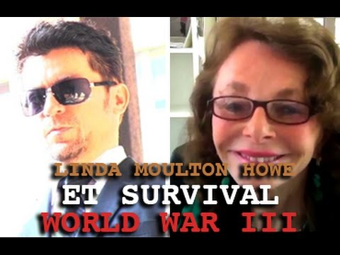 LINDA MOULTON HOWE: ET SURVIVAL - UFO TIME TRAVEL & WORLD WAR III! DARK JOURNALIST