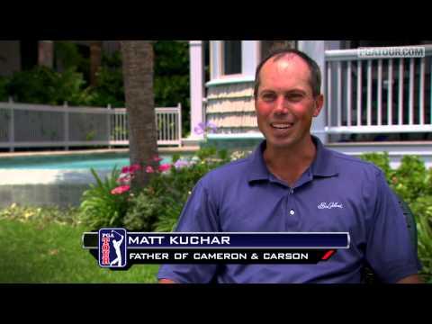 Matt Kuchar & Family
