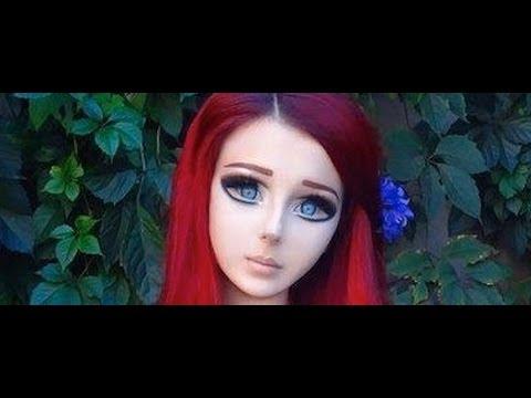 فتاة تشبه الانمي حقيقية لن تصدق جمالها أو شكلها 