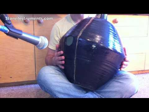 Thunder Udu - Huge Ceramic Hand Drum with HUGE Bass