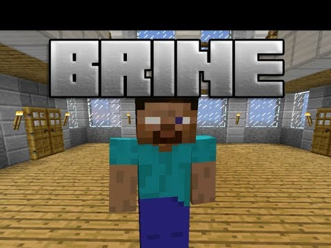 Brine (Herobrine Machinima) - Minecraft (1/3)