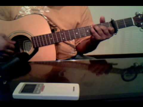 Hindi Song ajeeb dastaan hai ye Guitar Solo