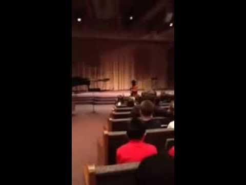 Miss Marnise: Opening at Plymouth Christian Academy (1)