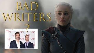GOT Review: Bad Writing Make Reddit Notice Bad Writers