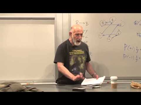Statistical Mechanics Lecture 1