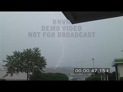 7/29/2007 Lightning in Virginia Beach
