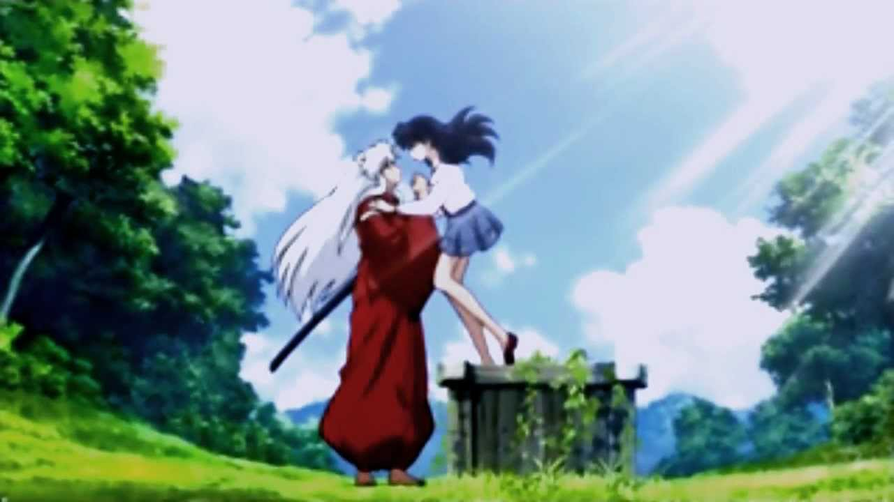 Inuyasha  amp  Kagome  Love Will Find A Way - YouTube