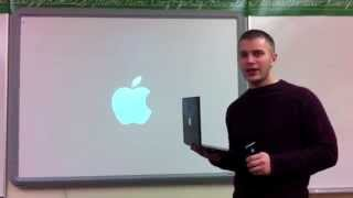 Apple Distinguished Educator: Application