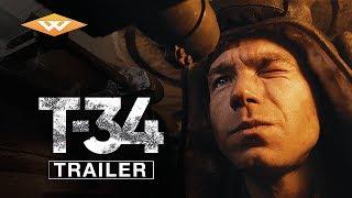 T-34 (2019) Official Trailer | Tank, War Movie