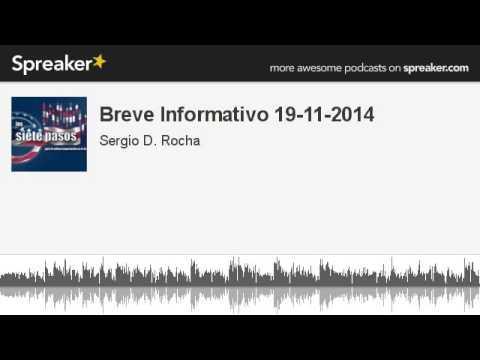 Breve Informativo 19-11-2014