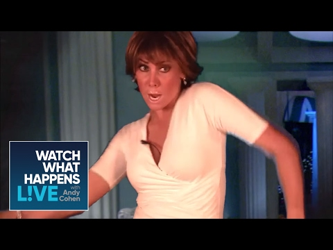 Amy Phillips' Impersonation of RHOBH's Lisa Rinna at the Reunion WWHL