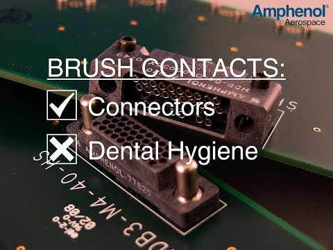 Amphenol Aerospace Brush W Amph W Amph Dentalwerk Dental Products Manufacturer Dental Company