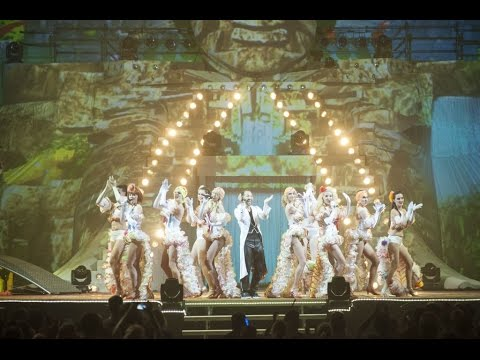 Dj Bobo - Circus Tour 2014 - Everybody & It´s My Life (official Clip Taken From: Circus) video