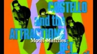 Watch Elvis Costello Motel Matches video