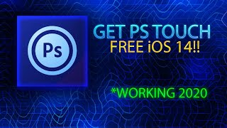 How to get PhotoShop touch on iOS