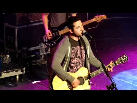 Boyce Avenue- Change your mind live in The...