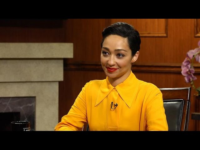 If You Only Knew: Ruth Negga   Larry King Now   Ora.TV