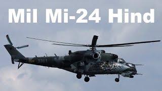 Mil Mi-24 Hind, Airshow Prerov 2018