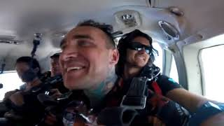 Tandem Skydiving Video - Skydive Jurien Bay - Adam Pratt