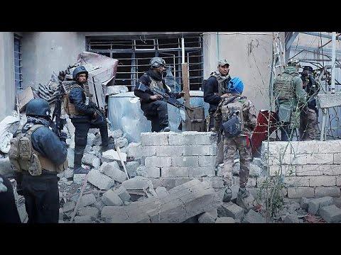 Irakische Armee nimmt strategisch wichtige Punkte in Mossul ein
