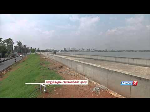 Unchecked flow of sewage ruining water bodies in Coimbatore