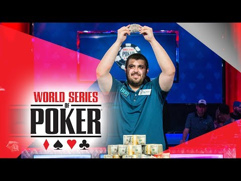 The Deuce is Loose | 2017 WSOP Main Event Final Table | Poker Central