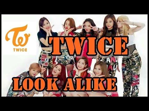 Twice (트와이스) Member Look Alike