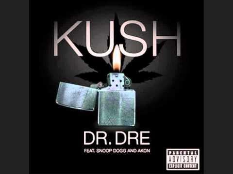 Dr. Dre - Kush (Lyrics) Ft. Snoop Dogg & Akon.