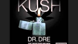 Dr. Dre Video - Dr. Dre - Kush (Lyrics) Ft. Snoop Dogg & Akon.