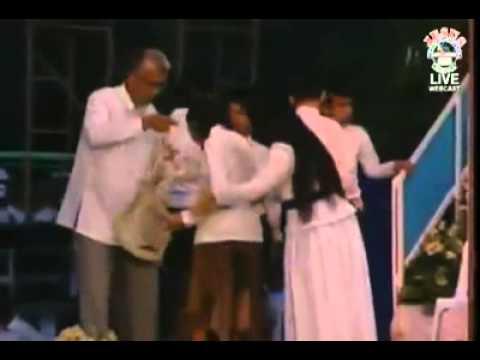 Jesus Miracle Crusade - Beloved Sister Merly Bucala Testimony video