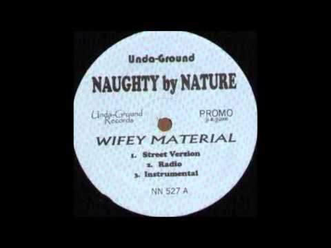 Naughty By Nature Wifey Material - wifey material naughty by nature