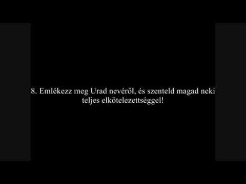 Korán magyarul - 73. szúra