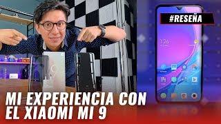 Reseña Xiaomi Mi 9: Potente gama alta a un súper precio